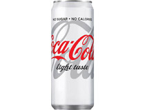 Coca-Cola Light burk 20x33cl