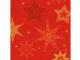 Julservett Duni 33x33 3-lag stjärnor 50st/fp