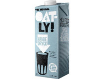 Havredryck Oatly Naturell 1l