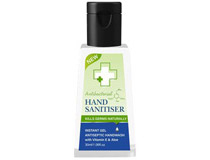 Handdesinfektion 70% Alcogel 50x30ml