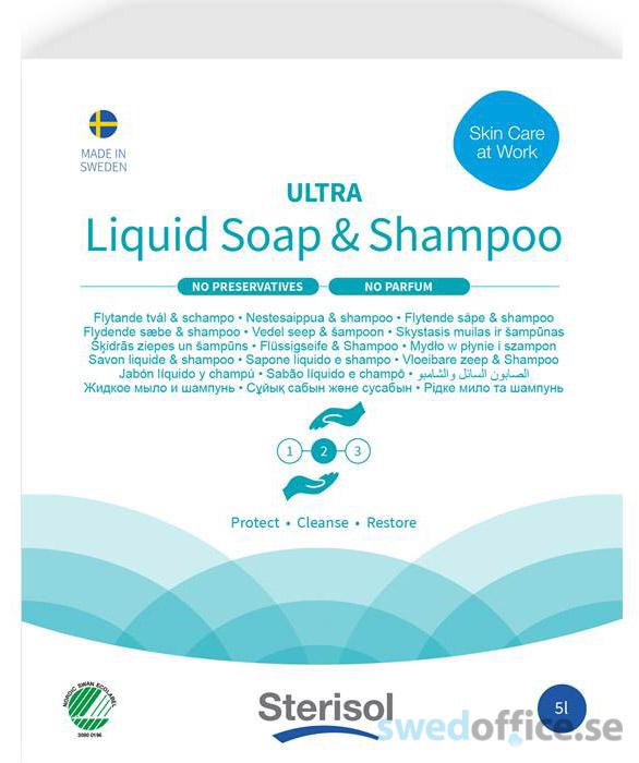 schampo utan konserveringsmedel