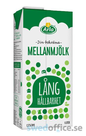 H-mjölk 1 liter d9bd9193be89f