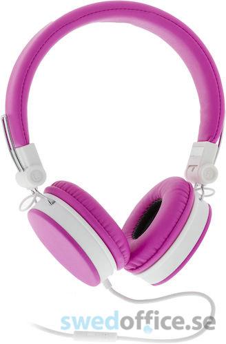 Hörlurar Streetz on-ear rosa c3527555d5229